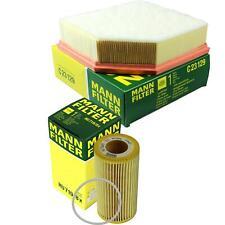 MANN-Filter Set Ölfilter Luftfilter Inspektionspaket MOL-9694030