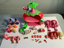 Strawberry Shortcake Doll House Accessories 2008 Hasbro, mixed toys