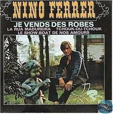 NINO FERRER JE VENDS DES ROBES CD SINGLE EP 4T no vinyl