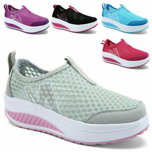Scarpe Donna Sneakers Sportive Ginnastica Dimagranti Running Traspiranti casual