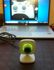 Official Genuine Microsoft Xbox 360 Xbox Live Vision Camera USB Web Cam
