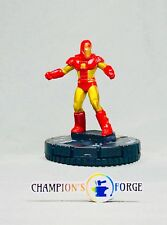 Heroclix Avengers Infinity Iron Man Fast Forces #001 w/ Card