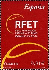 [CF4242] España 2008, Serie Federación Española de Tenis (MNH)