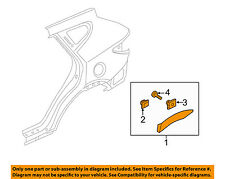 HYUNDAI OEM 13-15 Santa Fe Fender-Wheel Flare Molding Right 877424Z000