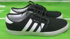 adidas Men's Seeley Black Skate Shoe G66636 Size 11