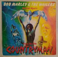 "BOB MARLEY&The Wailers⚠️1981-7""Vinyl- Natural Mystic/Carry us...Island 6010497!"