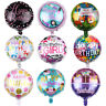 Birthday 18-inch Round Foil Balloon Party Decoration Aluminum Foil Air Balloons
