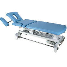 07S805 Behandlungsliege Therapieliege Massageliege Massagebank Salon Elektrisch