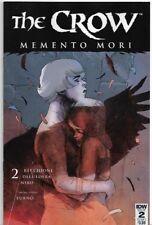 The Crow Memento Mori #2 NM (2018) IDW Comics