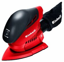 Einhell Th-os 1016 – lijadora (100 W) color rojo y negro