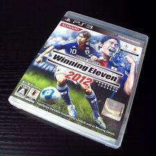 PS3 PlayStation 3 GAMES World Soccer Winning Eleven 2012 JAPAN Import #0104
