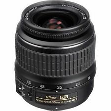 Nikon DX MF Focus Camera Lens