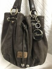OROTON Artisan Soft Tote Large Chocolate Brown Leather Bag RRP $695