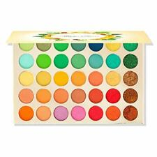 Alice+Jane 35 Color High Pigment Eyeshadow Palette with Glitter and Cream