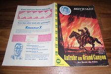 Billy Jenkins # 328 -- sommossa al Grand Canyon // ëëÜ casa editrice di 1961