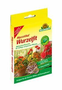 Neudorff MyccoVital Wurzelfit 3 x 9 g Wurzelhilfe Wurzel Pflanzenwurzeln Garten