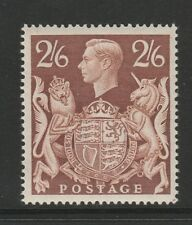 GREAT BRITAIN 1939 2/6d BROWN SG 476 MNH.