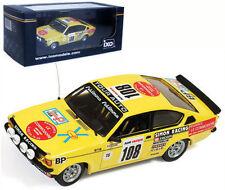 IXO RAC203 Opel Kadett Tour de France 1979 - J L Clarr 1/43 Scale