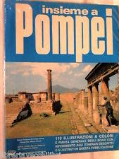 INSIEME A POMPEI Enrika D Orta Falanga Edizioni 1981 Archeologia Storia antica