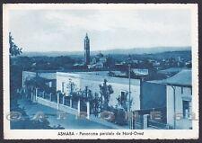 ERITREA ASMARA 20 COLONIE COLONIALE Cartolina viaggiata 1938