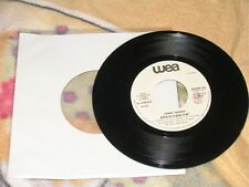 "SAMMY BARBOT / PETER CROMO PROMO144 WEA 7"" JB LP"