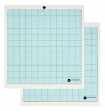 2 Silhouette CAMEO 12x12 Cutting Mats CUT-MAT-12 Free SHIP  Best Deal on Ebay!!