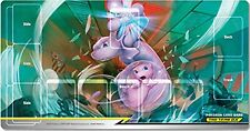 Pokemon Card Rubber Playmat Mewtwo & Mew Tag Team GX 58 x 30 cm Japanese