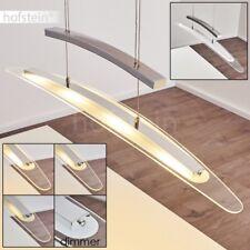 Lampe à suspension Plafonnier Design Lampe pendante Lampe de salon transparente