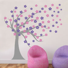 Blossom Tree Adesivi Da Parete Decalcomania Stanza Home Decor Art rimovibile (M)