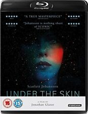 Under The Skin [Blu-ray] [2014] [DVD][Region 2]