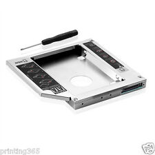 12,7mm IDE HDD/SSD Caddy Hard Drive Mounting Frame Frame Laptop