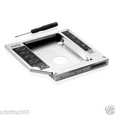 12,7mm IDE HDD/SSD Caddy Festplatte Einbaurahmen Rahmen Laptop