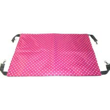Cat Bed Hammock Polka Dot Fabric Pad Mat Waterproof Oxford Dog Pet Bed Window