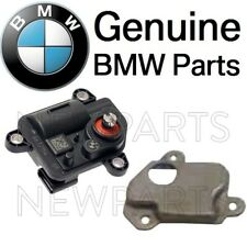 NEW BMW Exhaust Flap Control Valve Actuator Assy & Thermal Protector Set GENUINE