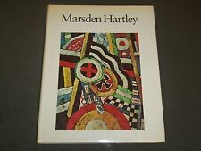 1980 MARSDEN HARTLEY BY BARBARA HASKELL - GREAT PRINTS - I 32