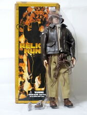 Relic Hunter Indiana Jones Figure 1/6 Movie Special Real Leather Doll