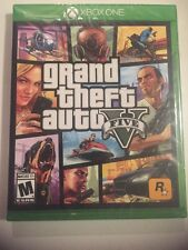 Grand Theft Auto V +GTA V Online Brand New + Fast Free Shipping Xbox One S,X