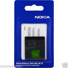 Nokia Battery BL-5F  Compatible to: Nokia 6210 N, 6290, 6710 E65 N93i N95 N96