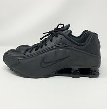 100% authentic ad3a4 a61b8 New ListingNike Shox R4 Mens Size 9 Triple Black BV1111 001 Running Shoes  Brand New