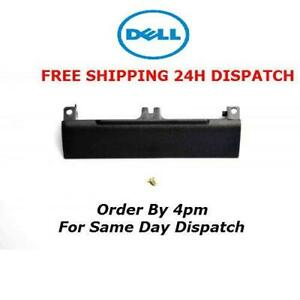 DELL LATITUDE E6430 PRIMARY HARD DRIVE CADDY DOOR COVER BLACK NEW WITH HDD SCREW