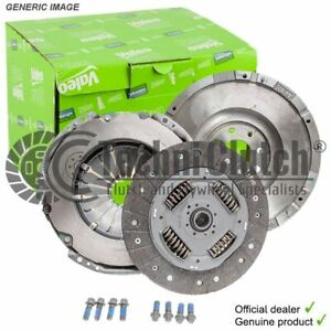 VALEO CLUTCH AND FLYWHEEL FOR AUDI TT ROADSTER CONVERTIBLE 1781CCM 150HP 110KW