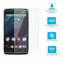 2-Pack HARD TEMPERED GLASS LCD Screen Protector For Motorola Droid Turbo XT1254