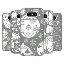 Cover e custodie Per LG G5 argento per cellulari e palmari