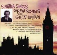 Frank Sinatra - Great Songs From Great Britain NEW CD