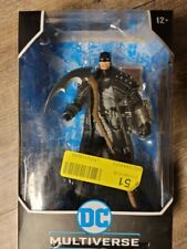 "McFarlane DC Multiverse Dark Nights: Death Metal Batman 7"" Action Figure"