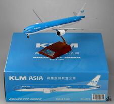KLM Asia B777-300ER Reg: PH-BVB JC Wings 1:200 Diecast Clearance SALE !!  XX2447