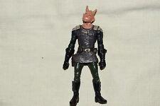 "2007 Hasbro Star Wars 3 3/4"" 1/18 scale Vilmarh Grahrk Action Figure SW-283"