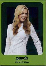 Psych Seasons 5-8 Character Bios Chase Card C3 Juliet O'Hara