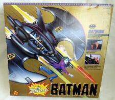 VIntage 1989 ToyBiz BATMAN BATWING Villain Cruncher Box Variation NIB SEALED