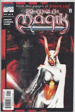 X-Men   MAGIK   1-4 set (2001) Marvel X7j90   UNREAD